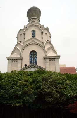 Свято-Николаевский храм-памятник, г. Шанхай