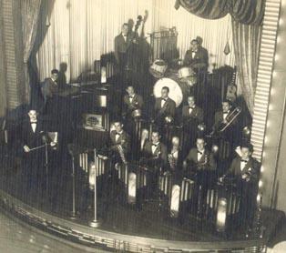 Парамаунт боллрум. Шанхай, декабрь 1940 г.