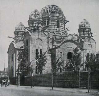 还俄式教堂一个原貌