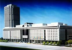 ыставочный комплекс «Shanghai Mart»