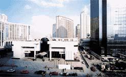 Международный выставочный центр «Intex Shanghai»