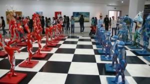 Выставка Лизы Лидо в Шанхае
