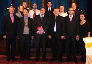 РКШ на конференции АТР
