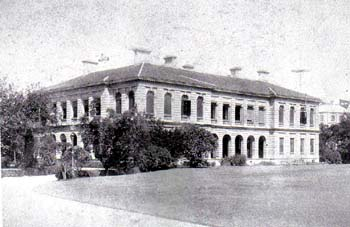 Здание бывшего английского консульства