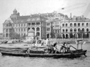 Очерк истории Генерального консульства России в Шанхае