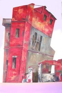 Картины художника Фэн Дакан