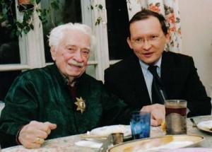 Олегу Лундстрему 89 лет!