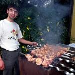 Пасху (11 апреля 2004 г.) русские «шанхайцы» праздновали вместе