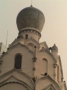 И вновь о православных храмах…