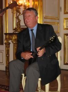 Князь А. А. Трубецкой. Фото М. Дроздова