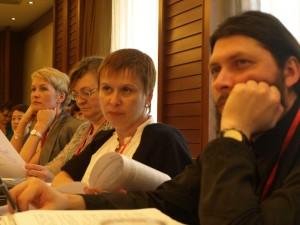 Участники на третьей конференции соотечественников (Фото: А.Коновалов)