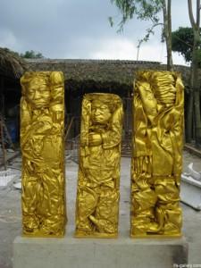 «Выставка современного вьетнамского арта»