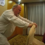 Встреча с Валерием Ивановым-Таганским прошла в Шанхае