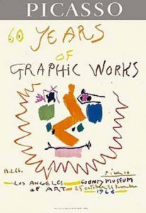 Галерея «Art 88» приглашает на выставку оригинальных афиш великолепного Пабло Пикассо