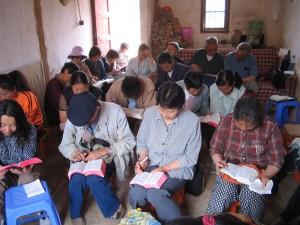 Китайские христианские секты