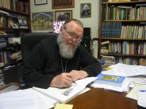 Первоиерарх РПЦЗ митрополит Иларион