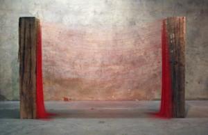 Персональная выставка Люй Бэйли (刘北立) «In Between»
