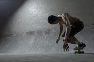 Выставка скейтбордистов в галерее «Factory»