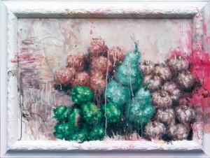 Red Bridge Gallery открылась персональная выставка еще одного пекинского художника под названием «A piece of paper, a piece of plywood»