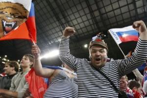 Футбол: Россия - Словения. Болеем за наших 14 ноября