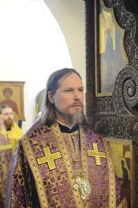Встреча с епископом Егорьевским Марком в Шанхае