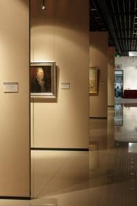 Выставка русских художников, посвященная 60-летию дипломатических отношений между КНР и Россией