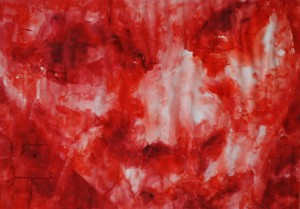 выставка акварелей китайской художницы Вань Цюн под названием «Mayfly»