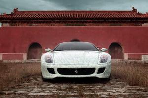 Шанхаец купил Ferrari за 1,2 миллиона евро