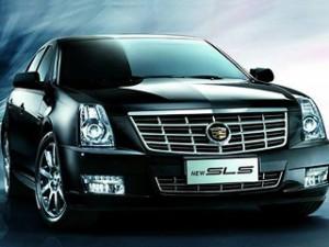 Cadillac SLS / Авто-новости Шанхая