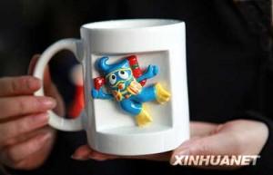 В Китае начался конкурс на лучший дизайн сувениров для ЭКСПО-2010