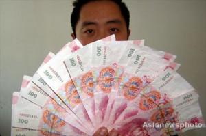 C начала 2009 года в Шанхае обнаружено более 11 млн. фальшивых юаней