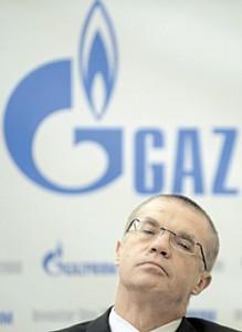 Зампред правления «Газпрома» Александр Медведев полон надежд договориться с китайцами о выгодной цене. Фото Reuters