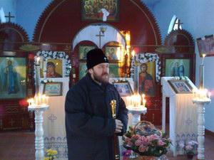 Архиепископ Иларион в Харбине