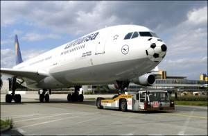 Lufthansa продает билеты из России в Китай со скидкой