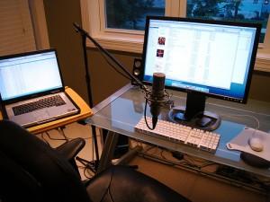 Подкастинг. Фото Evan Sims с сайта flickr.com
