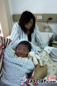 В Шанхае: Родители отказались помогать дочери, родившей чернокожего ребёнка