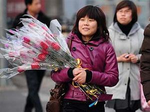 Неудачливым в любви шанхайцам дадут отгулы на работе
