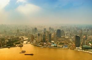 Вид на Шанхай. Фото snoopy022 с сайта flickr.com