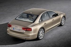 Авто-новости: Длинные Audi A8 покажут в Шанхае весной 2011 года