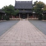 Пешеходный туристический маршрут в районе Лаосимэнь в Шанхае / Ольга Пулиший