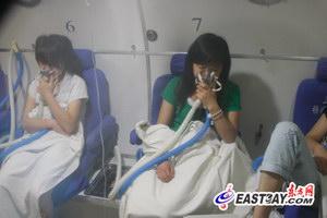Два человека погибли, 18 пострадали из-за отравления газом в Шанхае