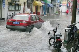 Шанхай, Лондо и Нью-Йорк затонут к 2100 году