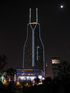 Le Royal Meridien Shanghai / Шанхайские высотки с Ольгой Пулиший