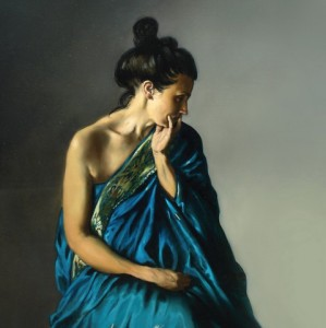 галерея Elisabeth de Brabant Art Center решила продлить персональную выставку работ Ван Сяохуэй