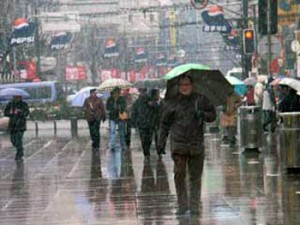 Шанхай отметил самый холодный день этой зимы