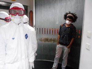 В Шанхае 1,92 млн человек привиты против свиного гриппа