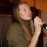 Руководитель Воскресной школы Ирина Назарова