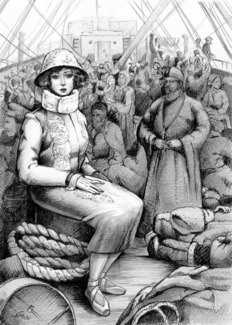 «Белый Шанхай»: роман о белогвардейских эмигрантах в Китае