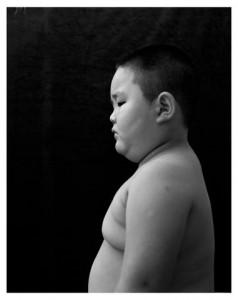 выставка работ известного китайского фотографа Han Lei под название «Свет дня»