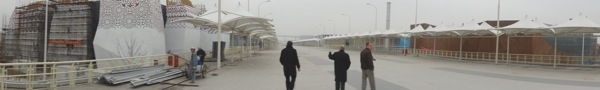 Новости ЭКСПО: Россия завершает работу над экспо-павильоном